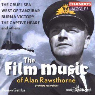 Photo No.1 of The Film Music of Alan Rawsthorne