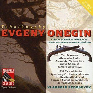 Photo No.1 of Tchaikovsky: Eugene Onegin