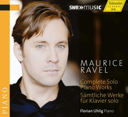 Photo No.1 of Maurice Ravel: Complete Solo Piano Works