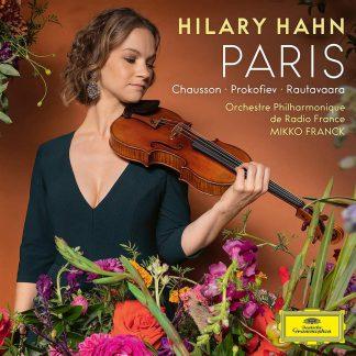 Photo No.1 of Hilary Hahn - Paris (Vinyl Edition 180g)
