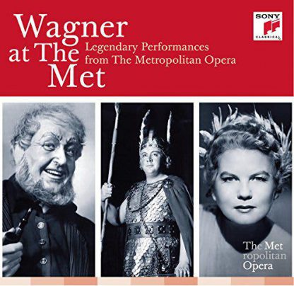 Photo No.1 of Wagner at the Met: Legendary Performances