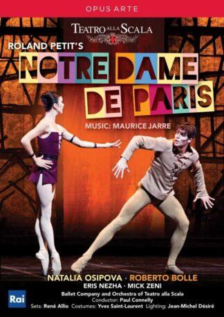 Photo No.1 of Maurice Jarre: Notre-Dame de Paris
