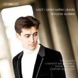 Photo No.1 of Yevgeny Sudbin plays Liszt, Ravel & Saint-Saëns