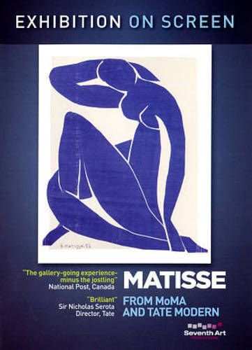 Photo No.1 of Exhibition on Screen: Matisse