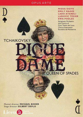 Photo No.1 of Tchaikovsky: Pique Dame (The Quenn of Spades)