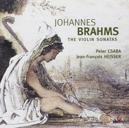 Photo No.1 of Brahms: Violin Sonatas Nos. 1-3