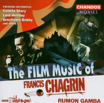 Photo No.1 of The Film Music of Francis Chagrin