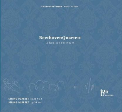 Photo No.1 of Beethoven: String Quartets 4, 7