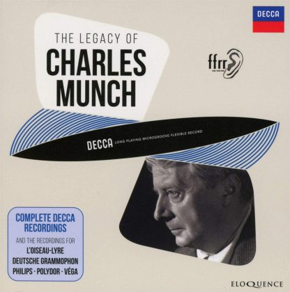 Photo No.1 of Charles Munch - Complete Decca Recordings