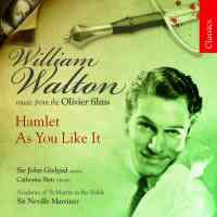 Photo No.1 of Walton: Music from Olivier Films