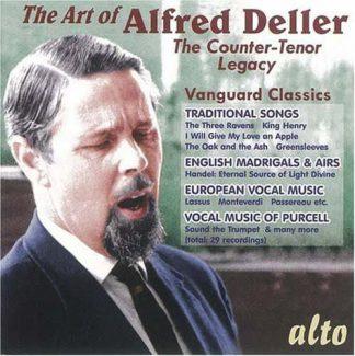 Photo No.1 of Alfred Deller - The Counter-Tenor Legacy