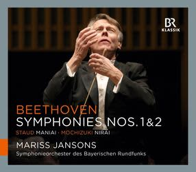 Photo No.1 of Jansons conducts Beethoven Symphonies Nos.1&2
