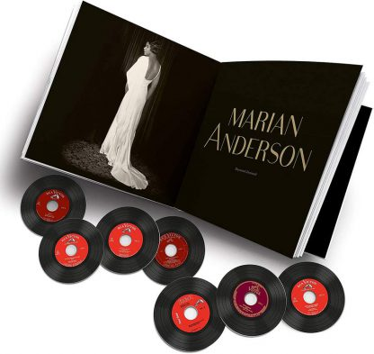 Photo No.3 of Marian Anderson - Beyond the Music (Her Complete RCA Victor Recordings)