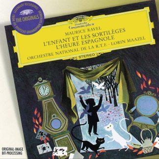 Photo No.1 of Maurice Ravel: L'enfant et les sortileges & L'heure Espagnole
