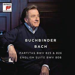 Photo No.1 of Bach: Partitas No.1, No.2 - English Suite No.3