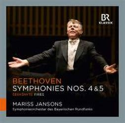 Photo No.1 of Jansons conducts Beethoven: Symphonies Nos. 4 & 5