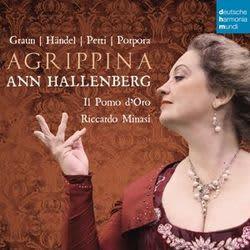 Photo No.1 of Agrippina - Opera Arias By Graun, Händel, Perti et al