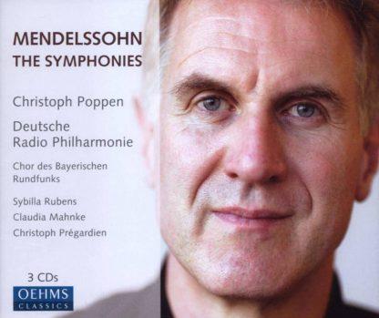 Photo No.1 of Felix Mendelssohn Bartholdy: Symphonies Nos. 1-5