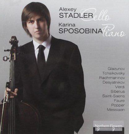 Photo No.1 of Cello Miniatures by Glazunov, Tchaikovsky, Rachmaninov etc
