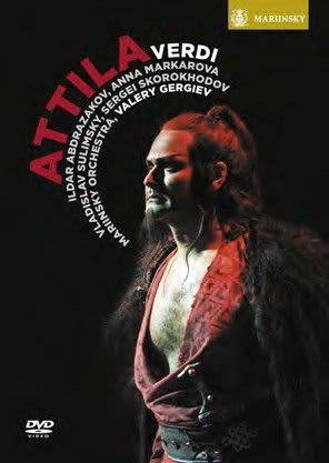 Photo No.1 of Giuseppe Verdi: Attila