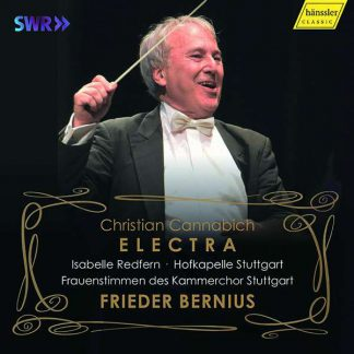 Photo No.1 of Johann Christian Cannabich: Electra (Melodram)