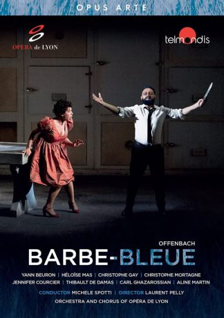 Photo No.1 of Jacques Offenbach: Barbe Bleue
