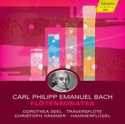 Photo No.1 of CPE Bach: Complete Flute Sonatas