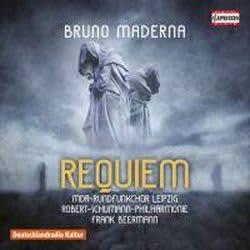 Photo No.1 of Maderna: Requiem