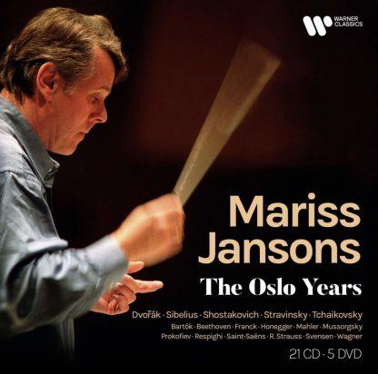 Photo No.1 of Mariss Jansons - The Oslo Years