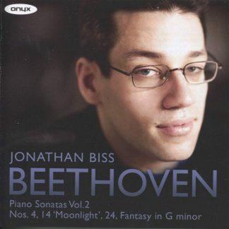 Photo No.1 of Ludwig van Beethoven: Piano Sonatas Vol. 2
