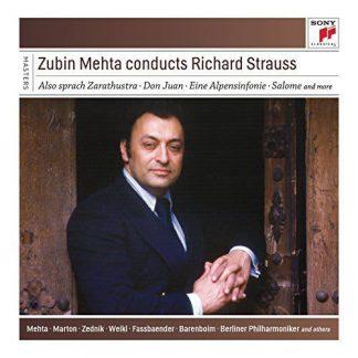 Photo No.1 of Zubin Mehta conducts Richard Strauss