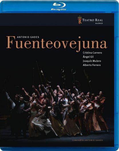 Photo No.1 of Antonio Gades - Fuenteovejuna