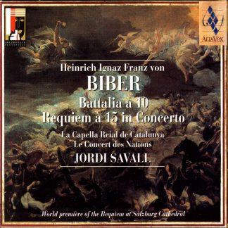 Photo No.1 of Heinrich Ignaz Biber: Battalia à 10 & Requiem à 15