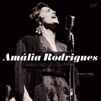 Photo No.1 of Amália Rodrigues - Paris 1960 / A L'Olympia (180g)