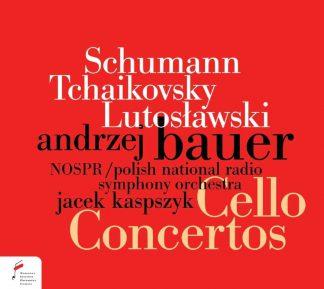 Photo No.1 of Schumann, Tchaikovsky, Lutoslawski: Cello Concertos