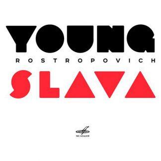 Photo No.1 of Rostropovich: Young Slava