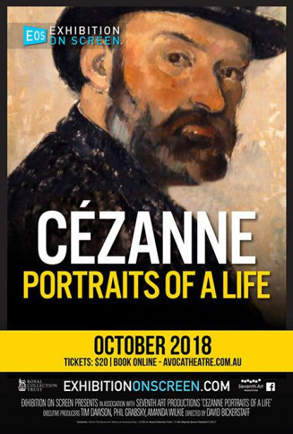 Photo No.1 of Exhibition on Screen: Cézanne