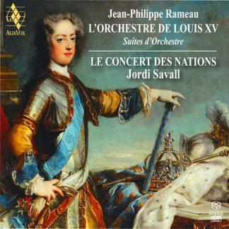Photo No.1 of Jean Philippe Rameau: L'Orchestre de Louis XV