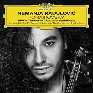 Photo No.1 of Tchaikovsky: Violin Concerto and Rococo Variations