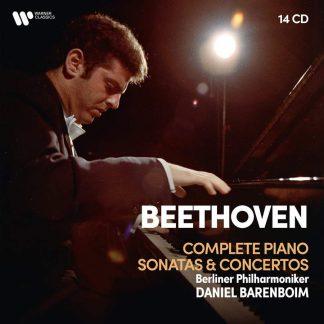 Photo No.1 of Ludwig van Beethoven: Complete Piano Sonatas & Concertos
