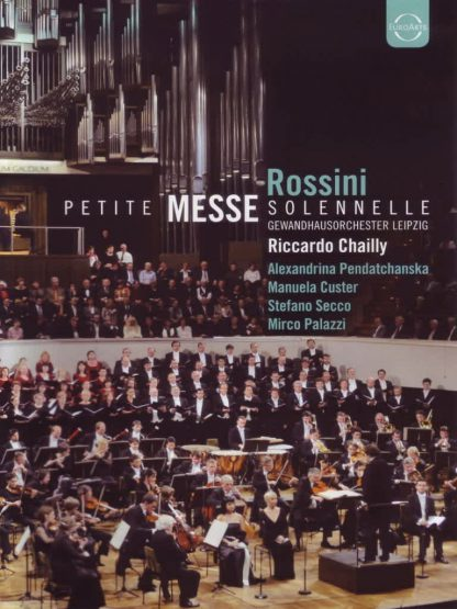 Photo No.1 of Rossini: Petite Messe Solennelle