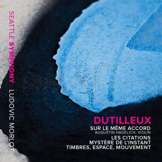 Photo No.1 of Morlot conducts Dutilleux