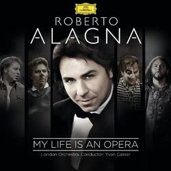 Photo No.1 of Alagna: My Life Is An Opera