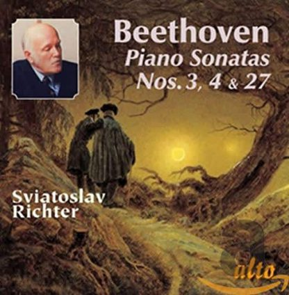 Photo No.1 of Beethoven: Piano Sonatas Nos. 3, 4 & 27