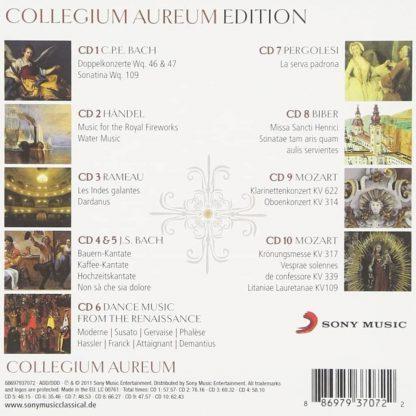 Photo No.2 of Collegium Aureum-Edition