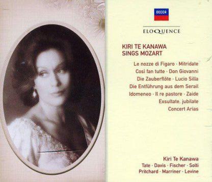 Photo No.1 of Kiri Te Kanawa sings Mozart