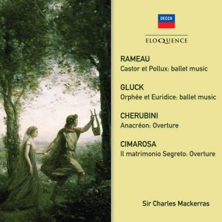 Photo No.1 of Gluck, Rameau: Orchestral Suites