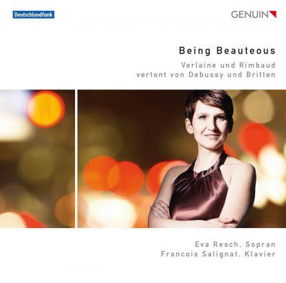 Photo No.1 of Eva Resch sings Britten, Debussy