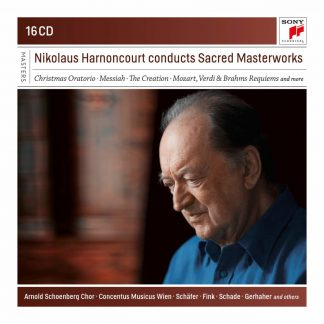 Photo No.1 of Nikolaus Harnoncourt conducts Sacred Masterworks
