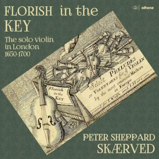 Photo No.1 of Florish in the Key - Peter Sheppard Skaerved (Violin)